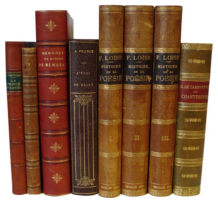 French Decorative Books, S/8