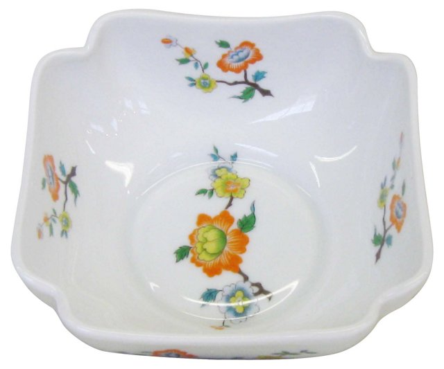 French Porcelain Bowl