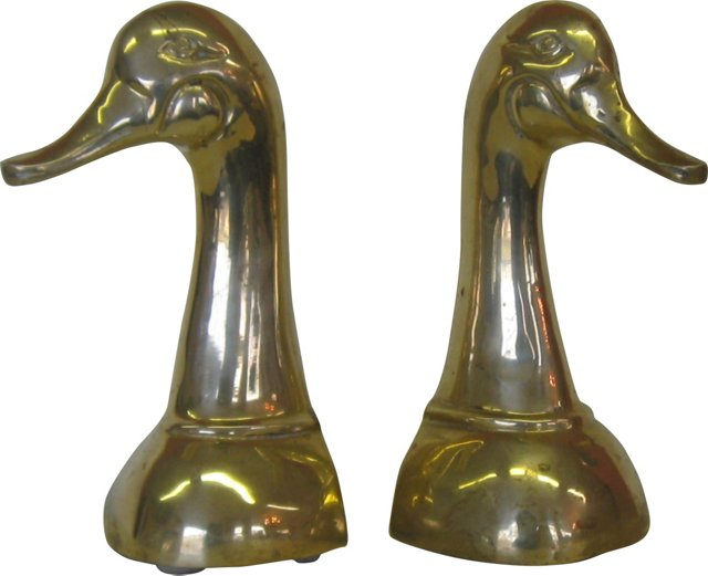 Duck Bookends