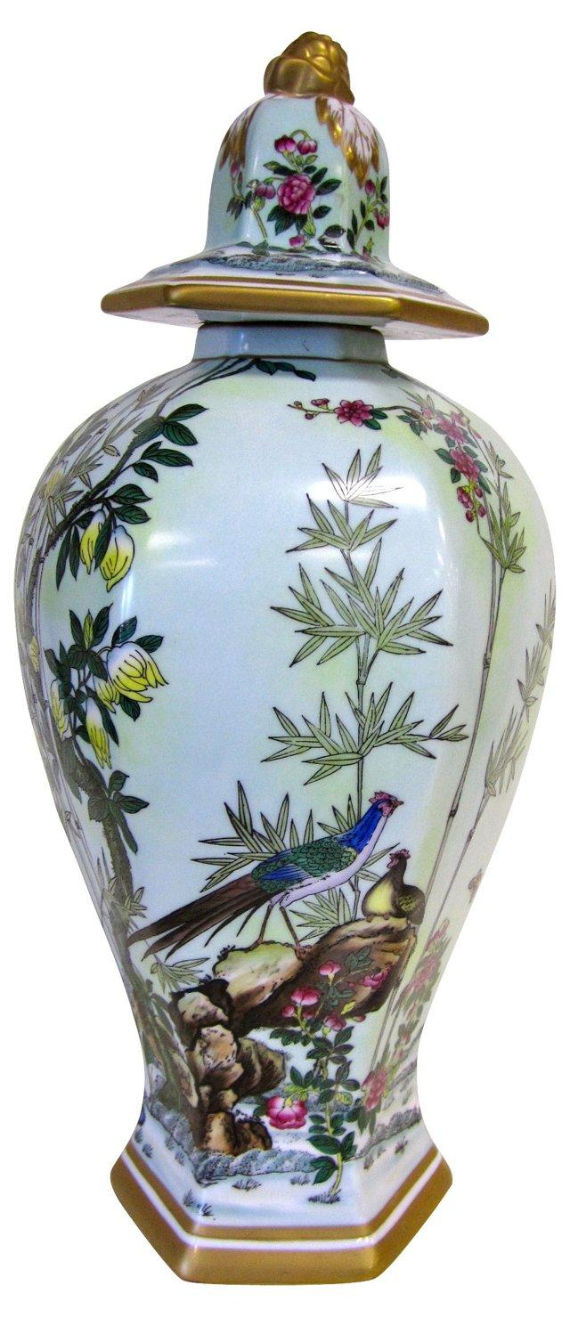 Porcelain Urn
