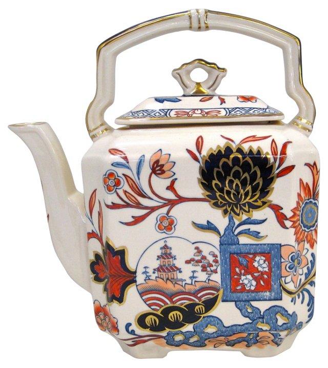 Mason's Ironstone Teapot