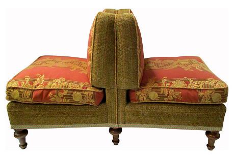 Tete A Tete Chair