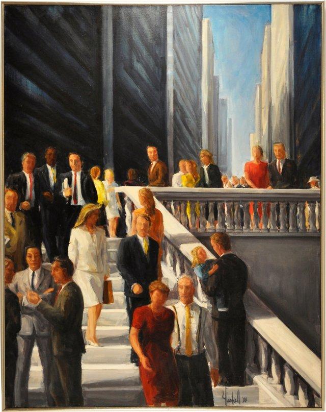 Cityscape, 1988