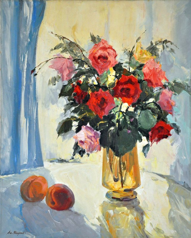 Still Life of Roses