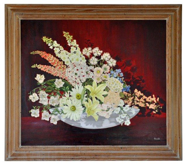 Still Life of Flowers, 1946
