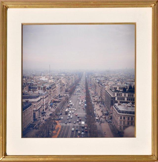 Champs-Élysées Photograph