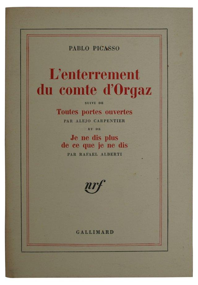 L'Enterrement du Comte d'Orgaz