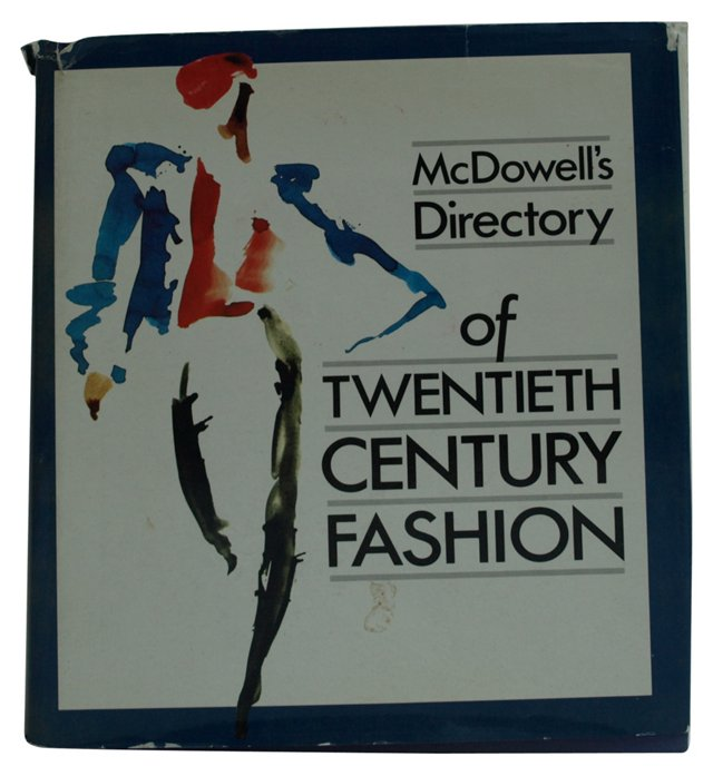Directory of 20th Century Fashion