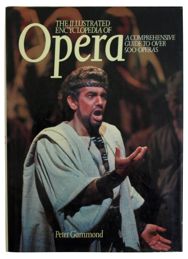 Encyclopedia of Opera