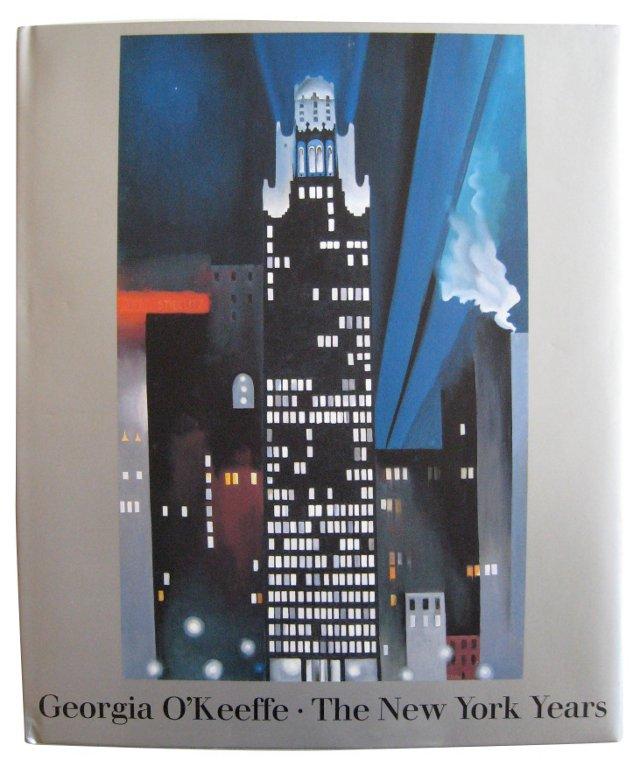 Georgia O'Keeffe: The New York Years