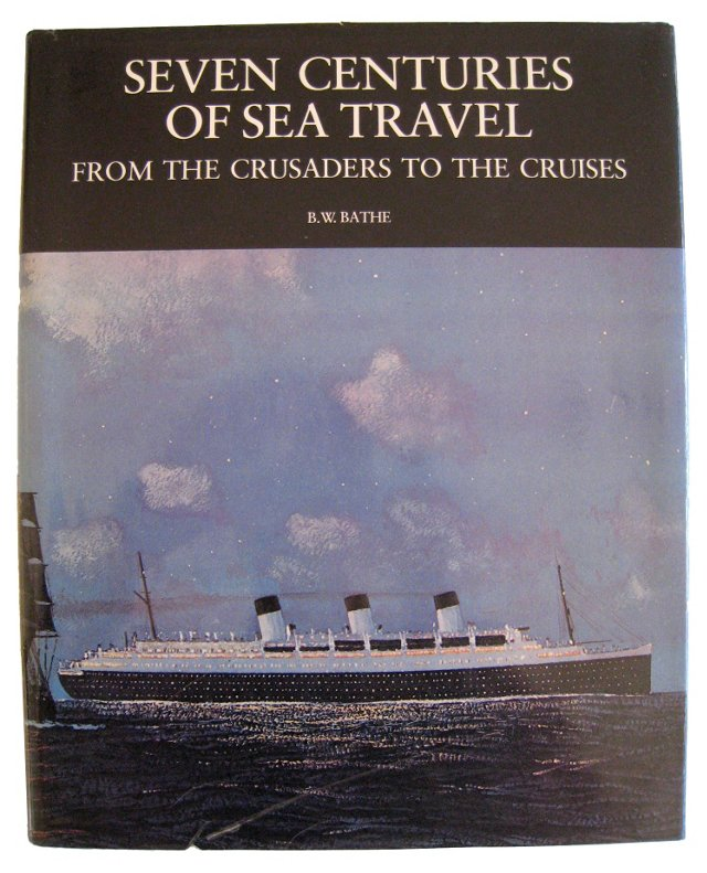 Seven Centuries of Sea Travel