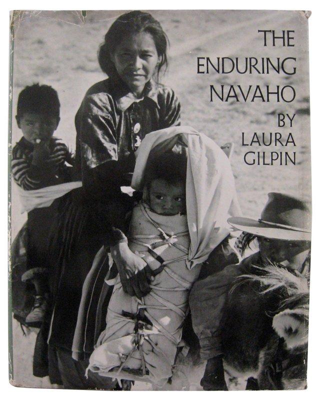 The Enduring Navaho, Signed