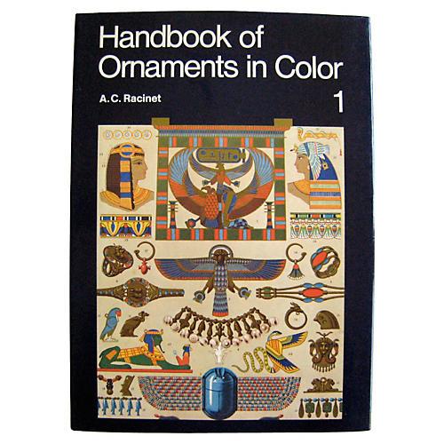 Handbook of Ornaments in Color
