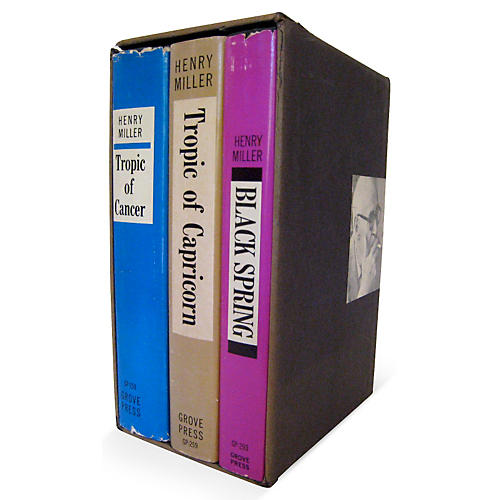 Henry Miller Trilogy
