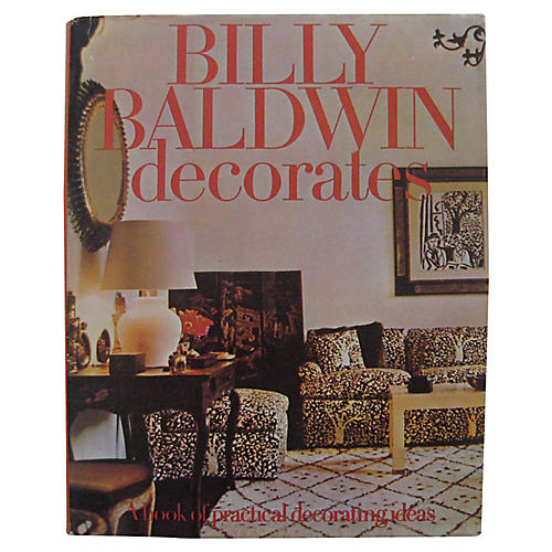 Billy Baldwin Decorates