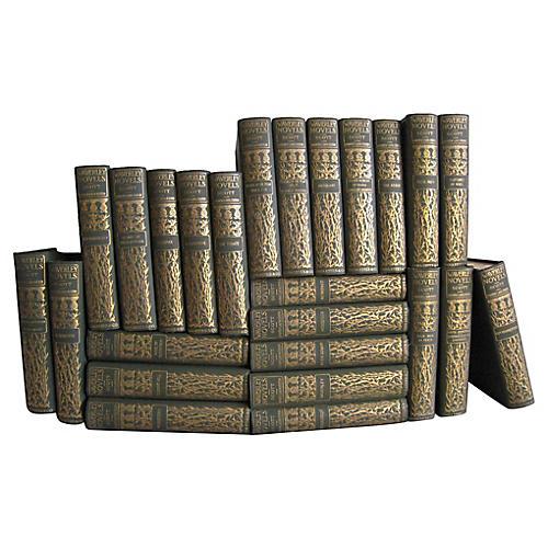 Sir Walter Scott Novels, S/25