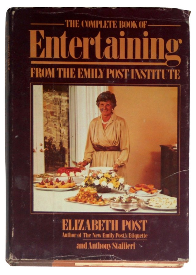 The Complete Book of Entertaining