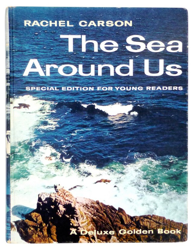 The Sea Around Us, for Young Readers