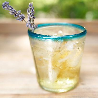 White-Tea, Lavender & Elderflower Iced Tea